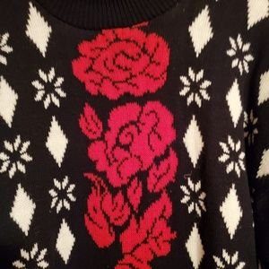Beautiful sweater from sweater Exchange.